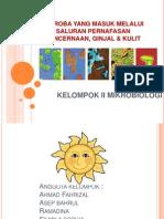 presentasi mikrobiologi