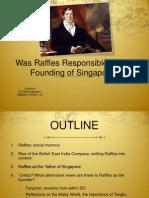 SSA2211 Lecture 4 Raffles