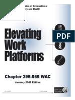 Elevating Work Platforms USA