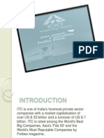 Itc Limited Ppt (2) (1)