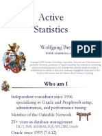 Active Statistics - Wolfgang Breitling