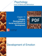 Lecture 7 - Social & Emotional Development