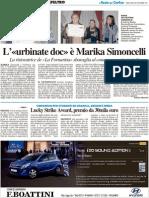Marika Simoncelli è l'Urbinate Doc 2011