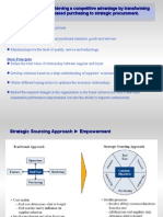 1.1 Seven Step Strategic Sourcing Summary
