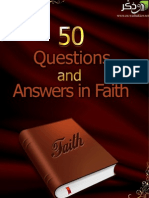 50 Questions and Answers in Faith