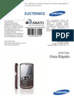 Samsung GT B7320L Guia Rapido