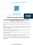 Cebr World Economic League Table Press Release 26 December 2011