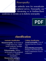 Neuropathy د.رشاد عبدالغني