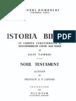 A. P. Lopuhin - Calauza in Istoria Biblica (6) Noul Testament (1947)
