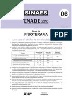 ENADE 2010 - Fisioterapia[1]