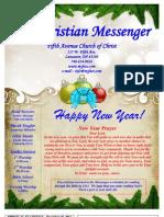 January 1 Newsletter