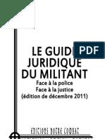 Guide Juridique Du Militant-Dec-2011