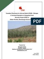 Dibate IFSP Evaluation Final June 30