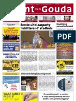 De Krant Van Gouda, 29 December 2011