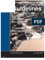 Guidelines Legislated Landslide 1