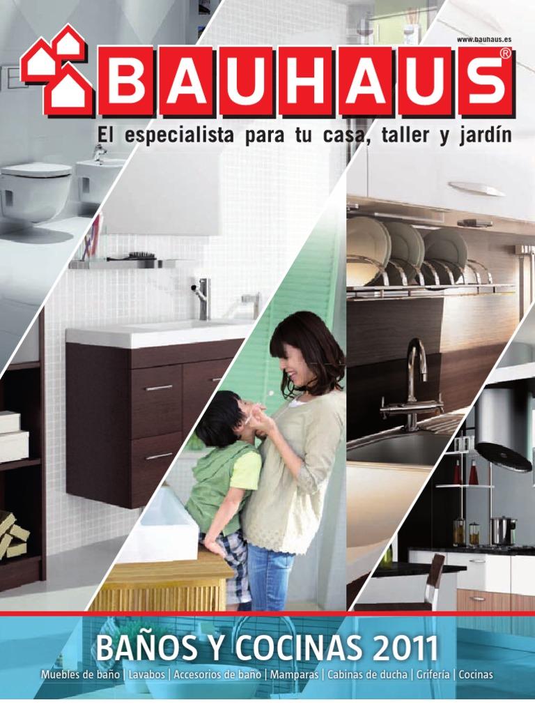 catalogo _banos_cocinas - Muebles Bano Bauhaus