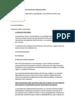 PROCEDIMIENTOS DE INVESTIGACION DEL MERCADO político
