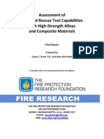 Assessment of Power Rescue Tool Capabilities