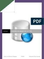 Diseño y gestion de BBDD