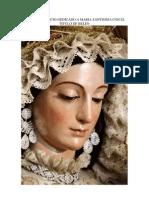 Devoto Ejercicio Dedicado a Maria Santisima Con El Titulo de Belen