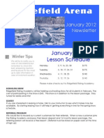 Ridgefield's January 2012 Newsletter