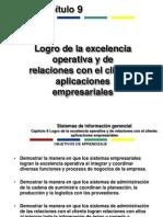 Logro de La ExcelenCIA Operativa y de Relaciones Con El Cliente Aplicaciones EmPreSariAles