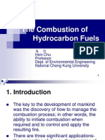 01-The Combustion of Hydrocarbon Fuels