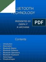 Bluetooth Power Point