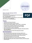 Citi - Asian Credit Outlook 2012
