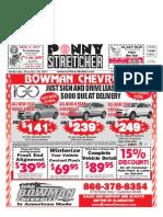 Penny Stretcher 12/28/11