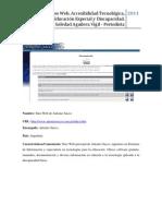 Guia 1 Sitios Web Destacados Accesibilidad Educación Especial 1