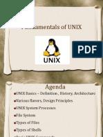 UNIX Training Basics