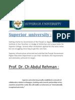 Superior University