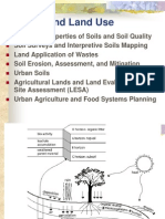 Ch 6 Soils and Land Use