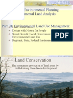 Ch 15 Land Conservation