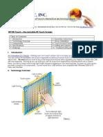 OPTIR Touch Manual 1107