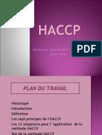 Exposé Nada Malak HACCP