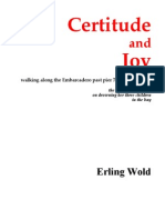 Certitude and Joy