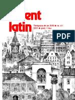 Orient latin, Timişoara, 4, 2011, p. 1 şi 48.