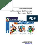 Client Data Set Aplicaciones de Bases de Delphi