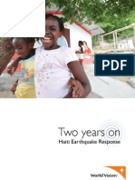 2 Year Haiti World Vision