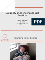 Scale Perf Best Practices