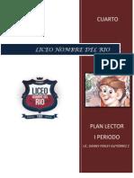 Plan Lector i Periodo 4