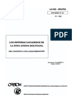 ganaderia andina