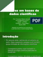 Buscas Em Bases de Dados Cientificas P1