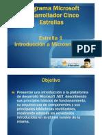 DCE1_IntroduccionMicrosoft