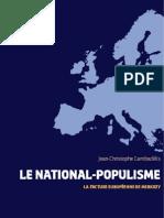Brochure Populisme 1
