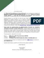 Manual Procedimientos Huracanes