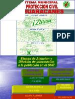 Tripticos Temporada de Huracanes 2004 Mod. Tonio
