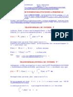 CLASE # 5 Transform Ada y Anti Transform Ada de Fourier